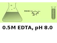 0.5M EDTA, pH 8.0