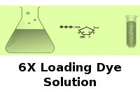 6X Loading Dye Solution